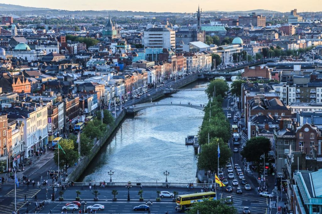 Must-See places in Dublin